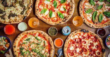 مطعم مايسترو بيتزا جدة