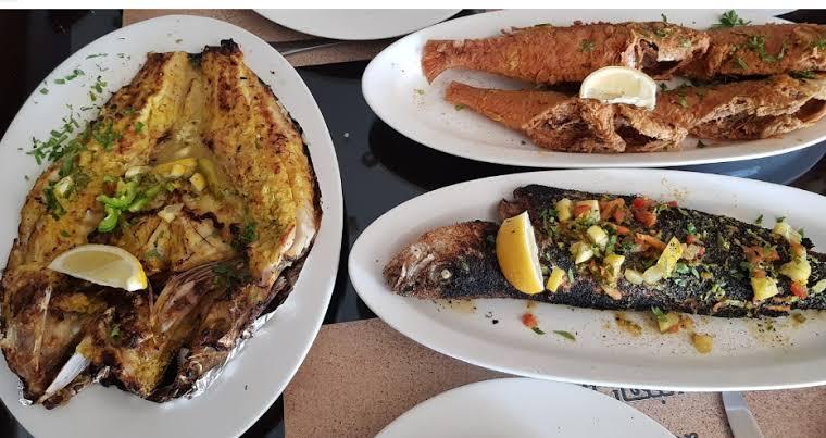 مطعم الحوات للأسماك جدة